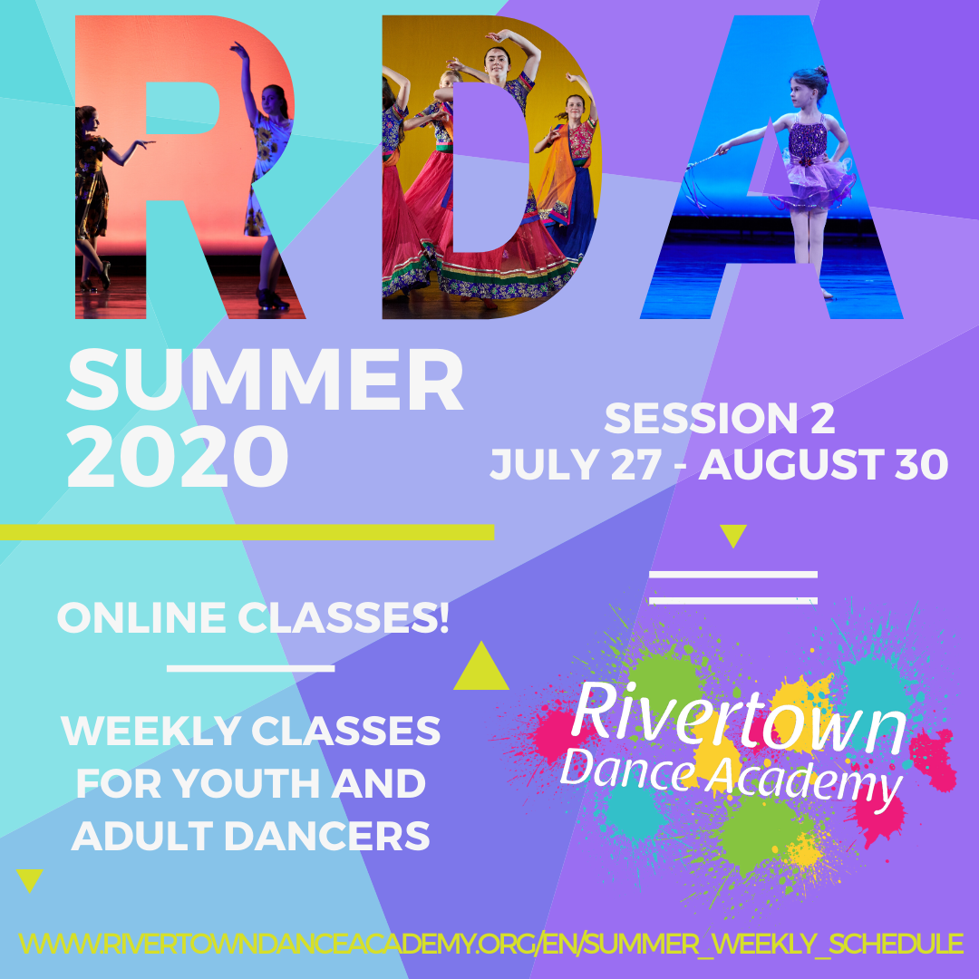 Summer Classes - Session 2