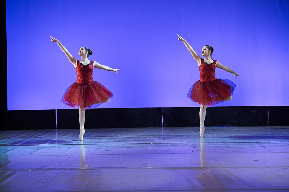 Performing ensembles 14