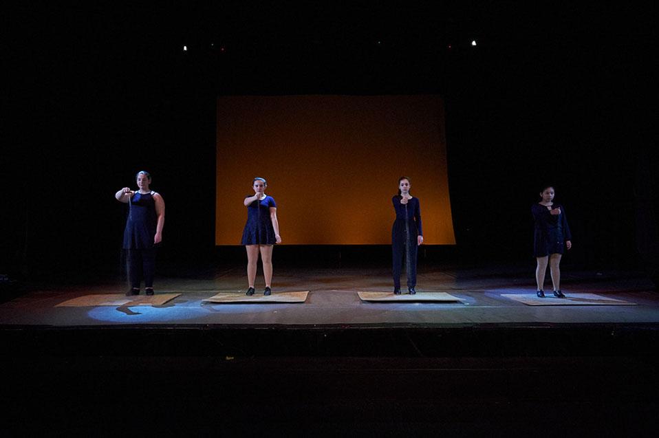 Performing ensembles 28